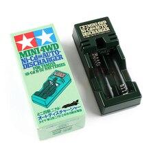 Tamiya Descargador para coche Mini 4WD, batería de N 3U ni cd, herramienta de descargador automático, 15182