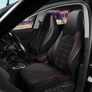 AUTOYOUTH Чехлы для передних сидений автомобиля, модный стиль, высокий заднее ведро, чехол для автомобильного сиденья, автомобильный внутренний...