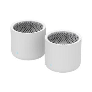 Image 5 - オリジナル xiaomi の bluetooth スピーカーワイヤレスステレオ 2 パック、 mi スピーカー、ステレオ、ポータブルミニ、通話音声、 bluetooth 5.0