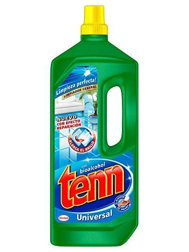 Tenn Limpiador General Bioalcohol 1.487 Ml - Pack De 4 (Total 5200 Ml)