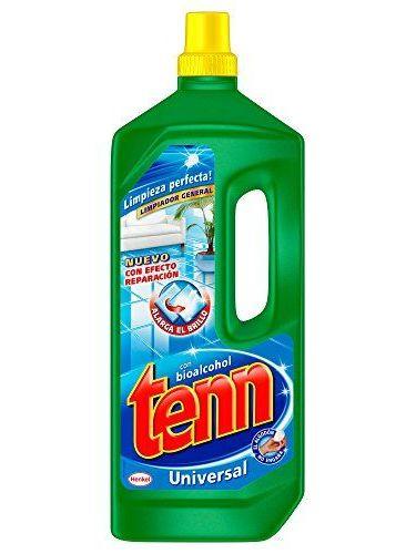 Tenn Limpiador General Bioalcohol 1.487 Ml - Pack De 4 (Total 5200 Ml)