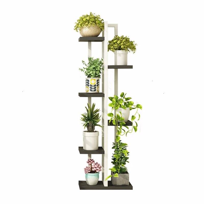 Soporte Plantas Interior Estante Para Flores Wooden Shelves Ladder For Table Rack Outdoor Flower Stand Dekoration Plant Shelf