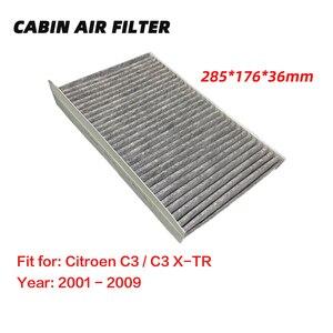 Image 1 - Premium Cabin Air Filter for Citroen C3 / C3 X TR (2001 2009)  Activated High Carbon Pollen Air Filters Better than Original 1pc