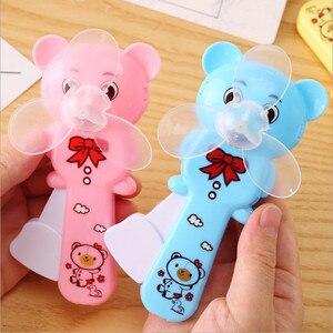 Fan Mini Portable Cartoon Cubs