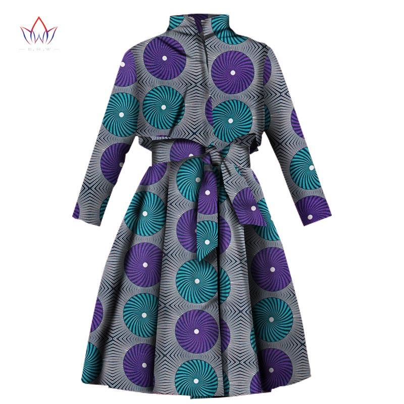 Осень 2019, справочная африканская одежда, Африканский принт, наряды Дашики, Офисная верхняя одежда WY1165