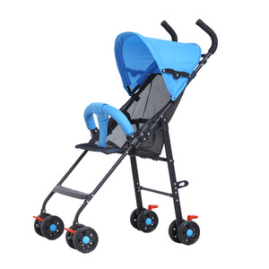 Image 5 - 2019 תינוק עגלת סופר אור וקל לנשיאה תינוק עגלת מתקפל ויושב