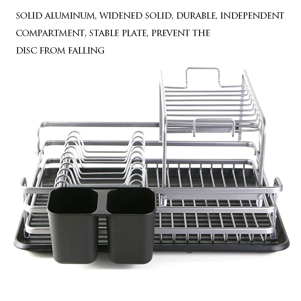 Double-layer Dish Rack