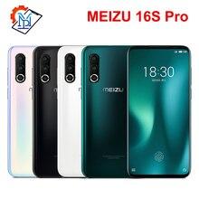 Original Meizu 16S Pro Mobile Phone 6.2 inch FHD+ 6G/8G + 12