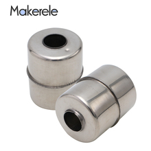 1pc Floater Mk 41 * 51 15 Stainless Steel Magnetic Float Liquid Level Switch Ball/Floating Ball Accessories Water Flow Sensor