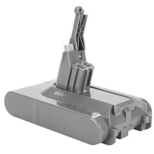 Image 3 - 1pc haute qualité 4000mAh 21.6V Li ion batterie aspirateur batterie Rechargeable pour Dyson V8 absolu V8 Animal 4.0Ah