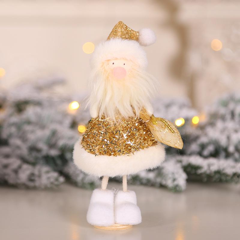 2020 New Year Gift Cute Christmas Angel Doll Xmas Tree Ornament Noel Deco Christmas Decoration for Home Natal Navidad 2019 Decor 42