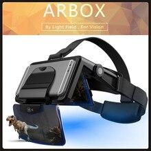 2021 AR Box голографические эффекты умный шлем виртуальной реальности 3D очки виртуальной реальности AR для телефона 4,7-6,3 дюймов
