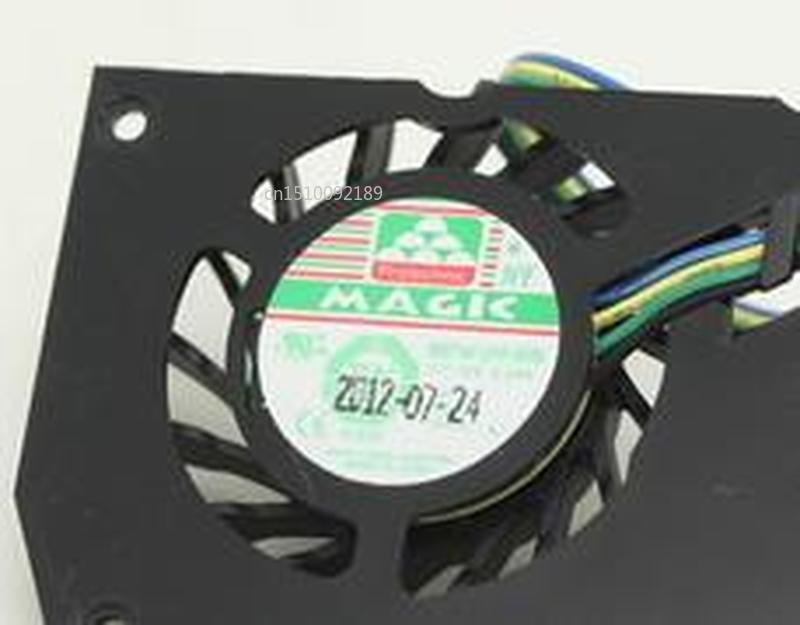 For Protechnic MBT4412HF-W09 MBT4412HF-WO9 DC12V 0.24A 4Pin NVIDIA Display Video Graphics Card Cooling Fan
