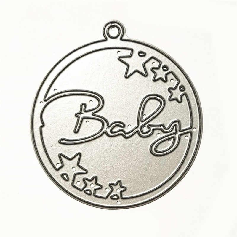 Eastshape corte de metal dados scrapbooking para fazer cartão diy gravação corte artesanato morrer grávida mulher coração bebê mãe sapatos morrer