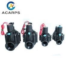 """3/4 """"1"""" 1 1/4 """"1 1/2"""" Water Magneetventiel Voor Irrigatie 220VAC 24VDC 24VAC 110VDC Dc Vergrendeling"""
