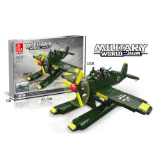 sembo block ww2 technic ww2 us f4u spitfire fighter war amry airplane military technic building brick construction toy for child Technic WW2 Legion Military Army  Assembled Aircraft Children's Building Blocks Creator Figures Brick Idea Toy Troopers Mech Set