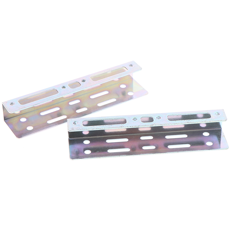 2.5 Inch <font><b>3.5</b></font> Inch HDD Bracket Floppy <font><b>Adapter</b></font> Hard Drive Mounting Bracket Caddy Bay For <font><b>SSD</b></font> M.2 HDD Holder Galvanized image