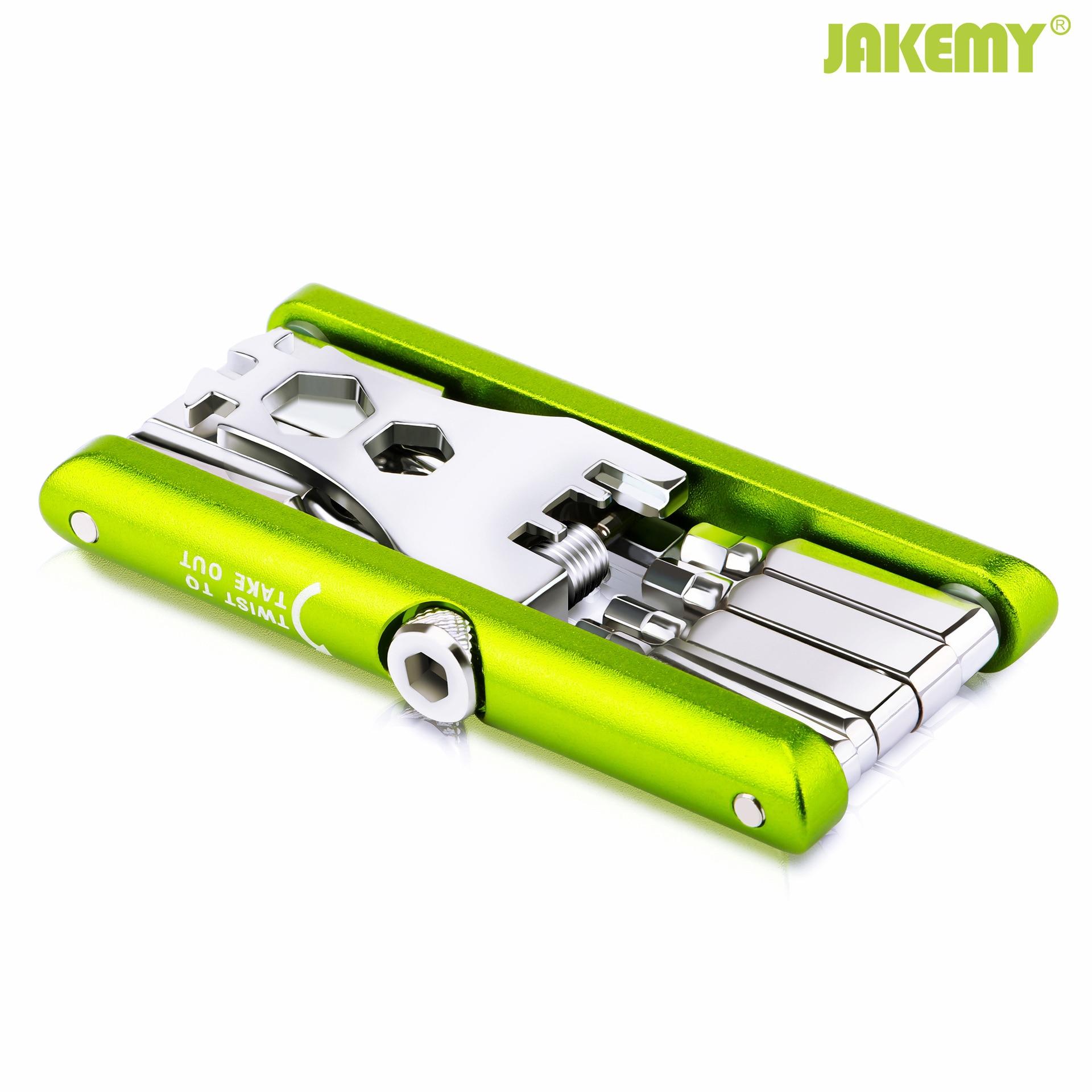 Professional Bicycle Repair Tool Set  Folding Tool Diy Pocket Screwdriver For Bike