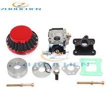 15mm carburetor air filter  Carburetor kit for 49cc Mini ATV dirt bike pocket motorcycle