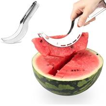 Арбуз слайсер Дыня режущий инструмент Дыня машина для нарезки мяса кубиками нож фрукты инструменты кухня для дропшиппинг