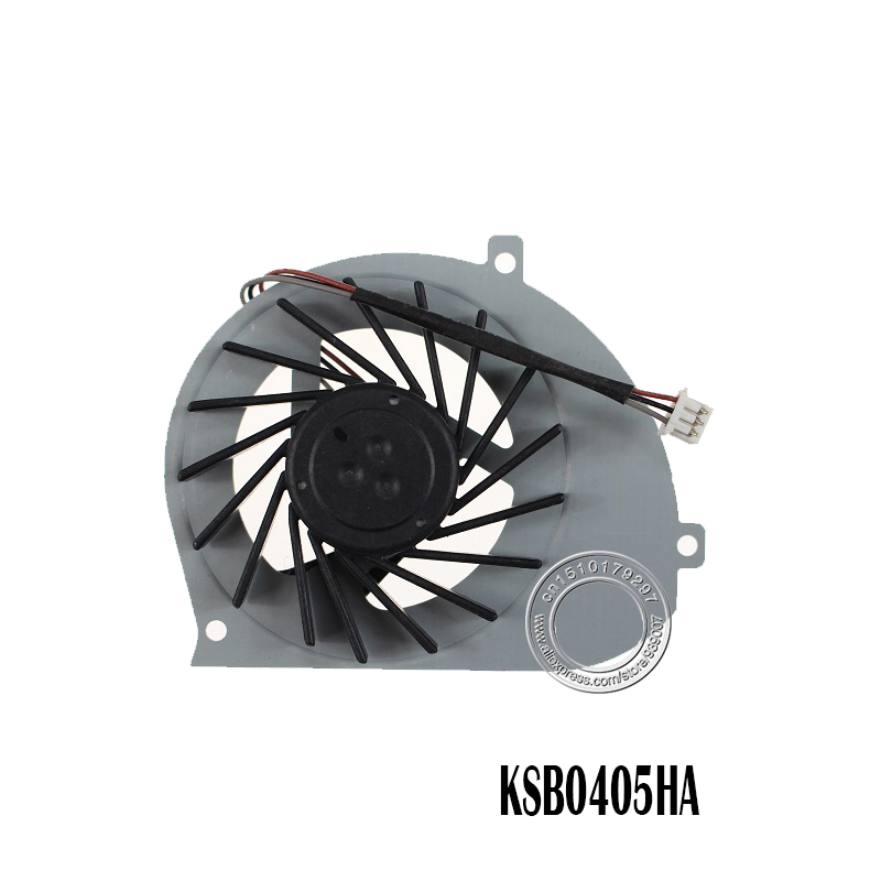 Brand New Laptop Cpu Cooler Fan For For TOSHIBA T130 T131 T132 T133 T134 T135 P/N GC053507VH-A AD5805HX-QB3 KSB0405HA-9E73 3pins