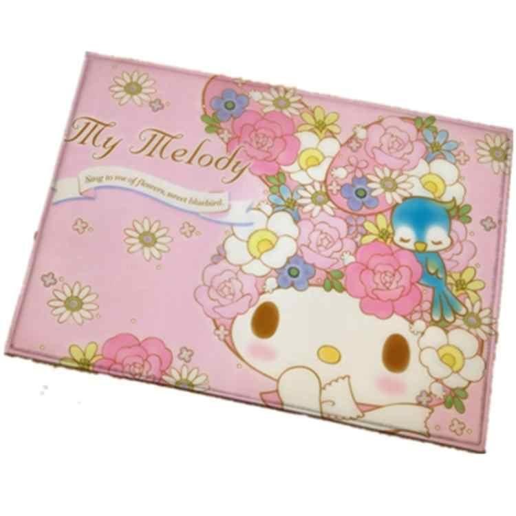 1PCS My Melody Anime Teppich Dekoration Hause Weichen Teppiche Cartoon Schlafzimmer Fußmatten Bad Plüsch Teppiche Fußmatte NEUE