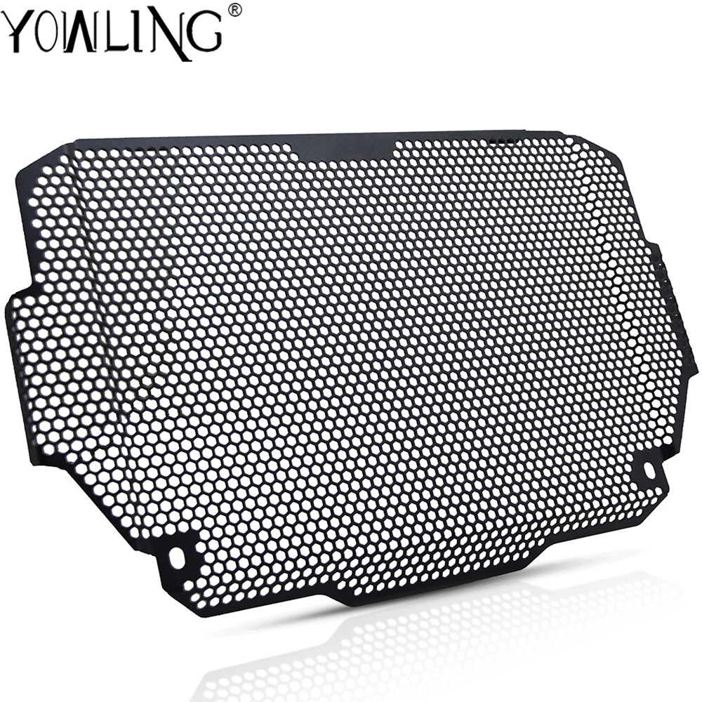 Motorcycle Accessories Radiator Grille Cover Guard Stainless Steel Protection Protetor For <font><b>Kawasaki</b></font> Z900 <font><b>Z</b></font> <font><b>900</b></font> 2017 2018 <font><b>2019</b></font> image