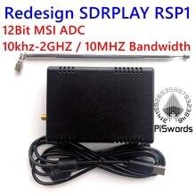 Ricevitore a banda larga 12bit msi SDR FE PLAY SDRPLAY RSP1 SDR-PLAY Radio HF SSB CW ricevitore Radio a banda intera