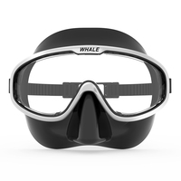 New Diving mask Full face HD Anti Fog Scuba Mask Underwater mask Swimming Snorkel Diving Equipment for Adult Youth