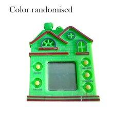 Lcd вилла Форма Сеть Виртуальная цифровая электронная игра для домашних животных машина для обучения домашних животных детские развивающие игрушки случайный цвет