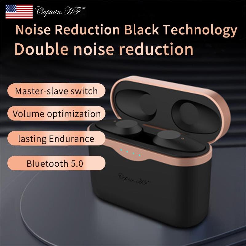 Беспроводная Bluetooth стерео наушники в-ухо наушники СПЦ мини музыка наушники микрофон водонепроницаемый открытый спорт бег наушники