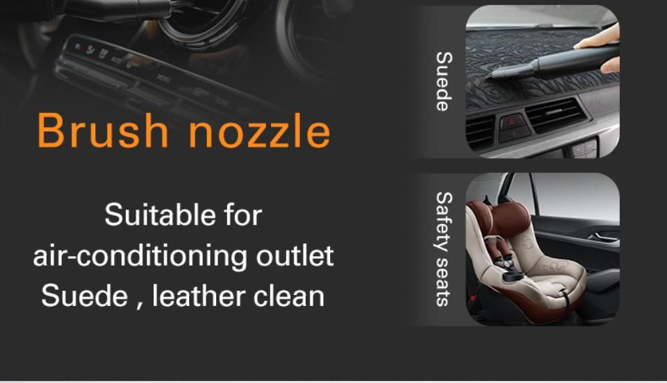Brush Nozzle