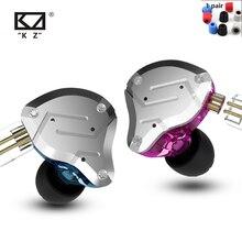 NEW KZ ZS10PRO Pro 4BA 1DD Hybrid Earphone headset HIFI Monitor Earbuds In Ear Earphone Earbuds for KZ AS10 ZSN ZS10 PRO ZST ZS5 original xiaomi hybrid pro hd high definition earphone in ear hifi earphones mi piston4 with mic circle iron mixed for redmi pro