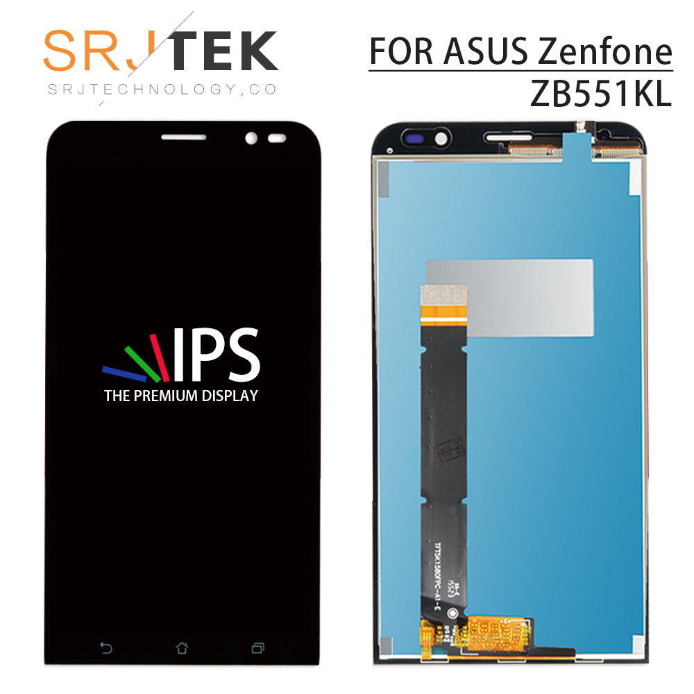 Original 5.5'' FOR ASUS Zenfone Go TV <font><b>ZB551KL</b></font> LCD <font><b>Display</b></font> X013DB TD-LTE Touch Screen Digitizer Assembly <font><b>ZB551KL</b></font> Replacement Part image