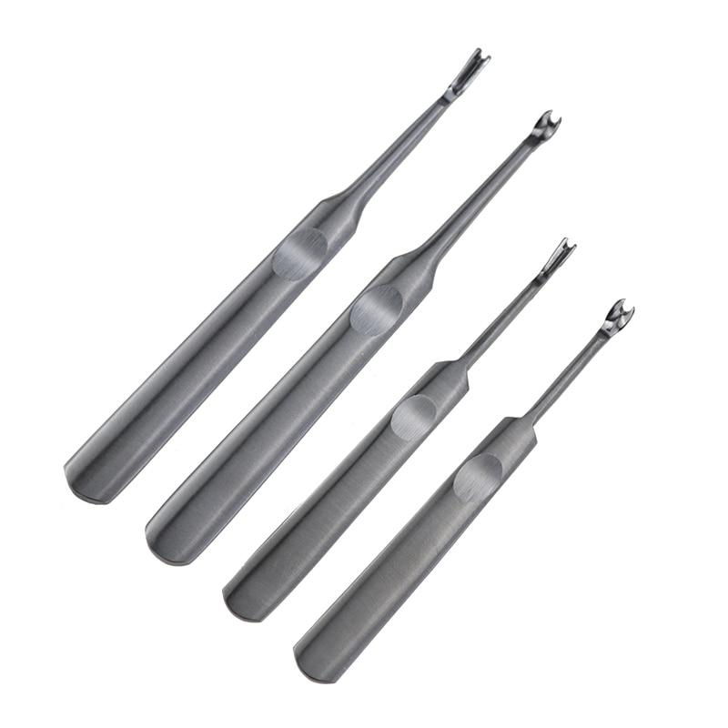 Инструмент для кожевенного ремесла, нож для кожи «U V» стиль DIY инструмент для очистки профилирование кромок устройство для открытия канавки