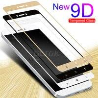 9D Volle Abdeckung Gehärtetem Glas Für Xiaomi Redmi 5 plus 4X 4A Für Redmi Hinweis 4X 5A S2 Hinweis 4 globale Version Telefon Screen Protector