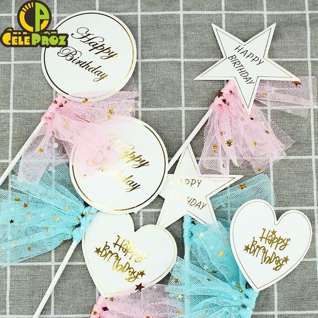 25Yards 6cm Star Tulle Confetti Glitter Mesh Baking Cake Topper Tutu Pom Bow Soft Squine Organza DIY Wedding Birthday Decoration 6