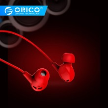 ORICO цветные музыкальные наушники-вкладыши, стереонаушники с басами, гарнитура 3,5 мм, наушники с микрофоном для телефона Xiaomi huawei
