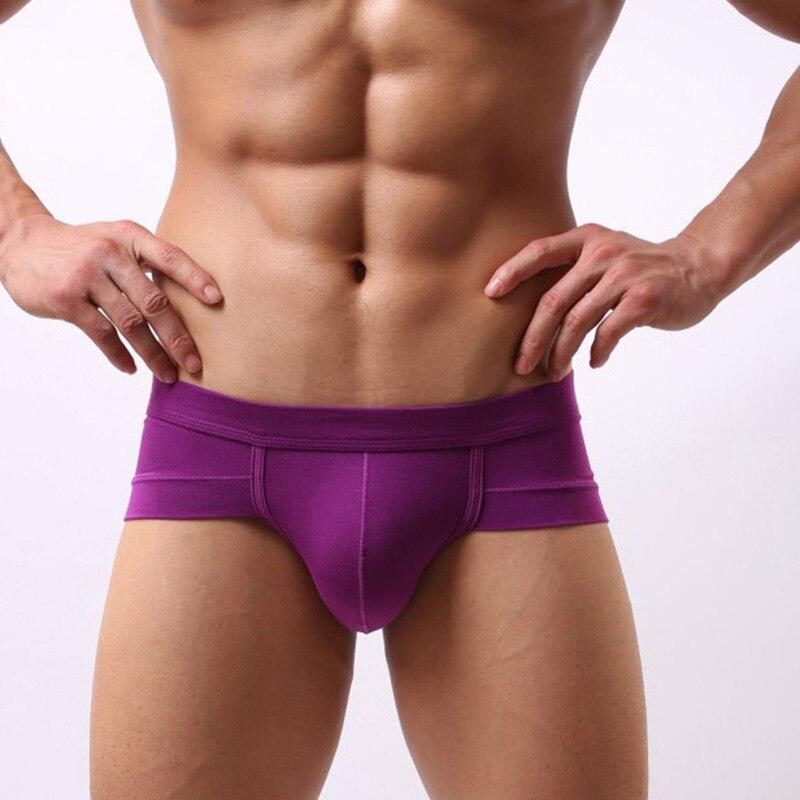 Image 2 - 5PCS/Pack Boxers Pantes Cotton Shorts Mens Underwear Sexy BrandBriefs   -