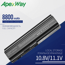 Buy 10400mAh laptop battery for HP Pavilion dv6-2100 dv6t dv6z for COMPAQ Presario CQ50-100 CQ40 CQ41 CQ45 CQ50 CQ60 CQ61 CQ61z CQ70 directly from merchant!