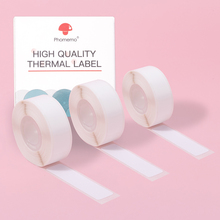 Flat-Labels Sticker-Name-Label Thermal-Printer Phomemo for D30 School Self-Adhesive 130pcs/Roll