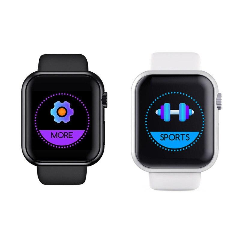2020 D20 Smart Watch Men Women Blood Pressure Smartwatch Waterproof Heart Rate Tracker Wristbands Watch Smart For Android IOS