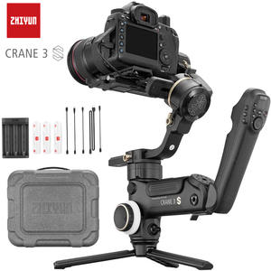 Zhiyun Gimbal-Stabilizer Camcorder Roll-Axis Dslr-Cameras for And Payload Extendable