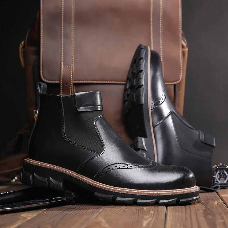 caterpillar dress boots