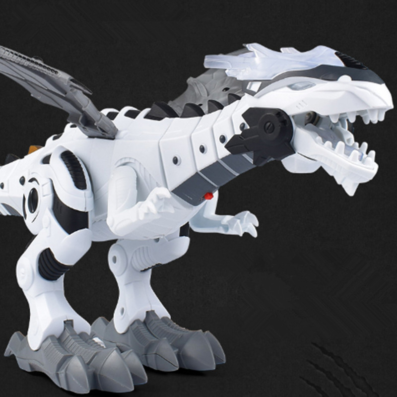 Crianças brinquedo robô dinossauros animal de estimação