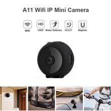 A11 Full HD 1080P mini camera Wifi IP samll camera Secret Camera IR Night Vision Micro Camera Motion Detection Camera