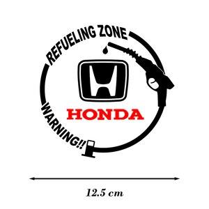 Автомобильный стикер крышка топливного бака виниловые модная декоративная переводная Наклейка для Honda Mugen Мощность Civic Accord CRV вариабельности сердечного стайлинга автомобилей Наклейки на автомобиль      АлиЭкспресс