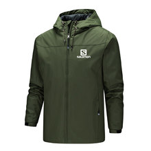 Series Men Women Hoody Hiking Jacket Waterproof Quick Dry Camping Clothes Outdoor Sports Coats Male Windbreaker Jackets S-5XL