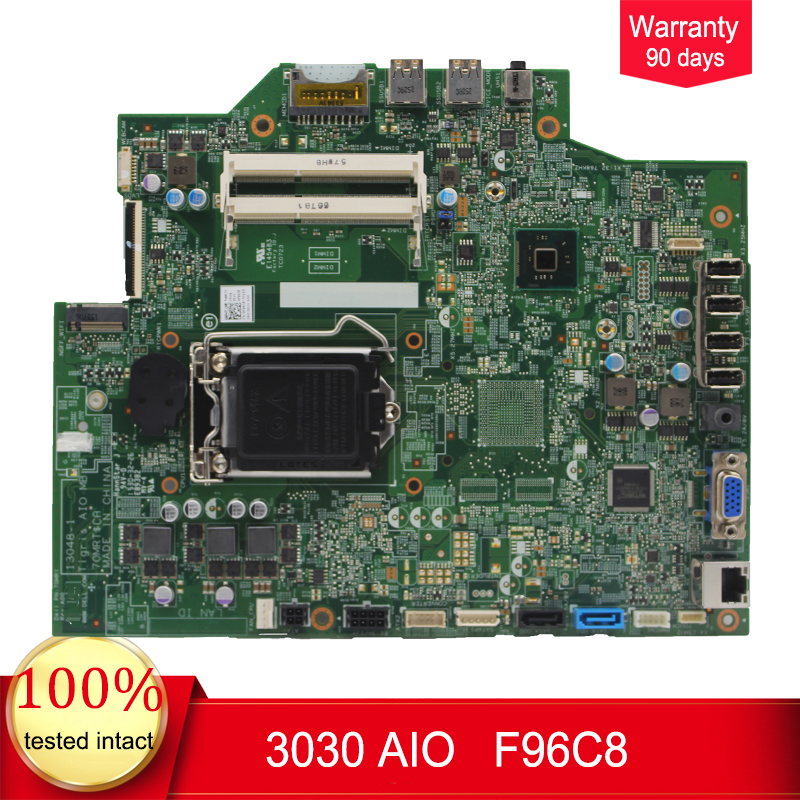 YTAI FOR DELL Optiplex 3030 AIO Motherboard All-in-one F96C8 100% Tested Intact