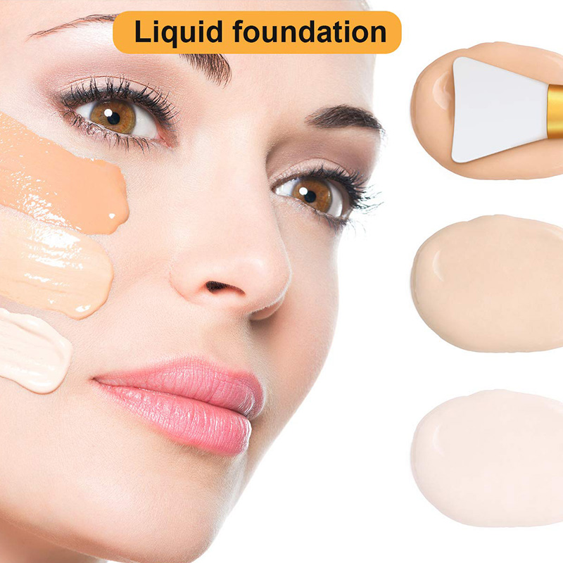 1Pcs Professional Makeup Brushes Face Mask Brush Silicone Gel DIY Cosmetic Beauty Tools Wholesale 4